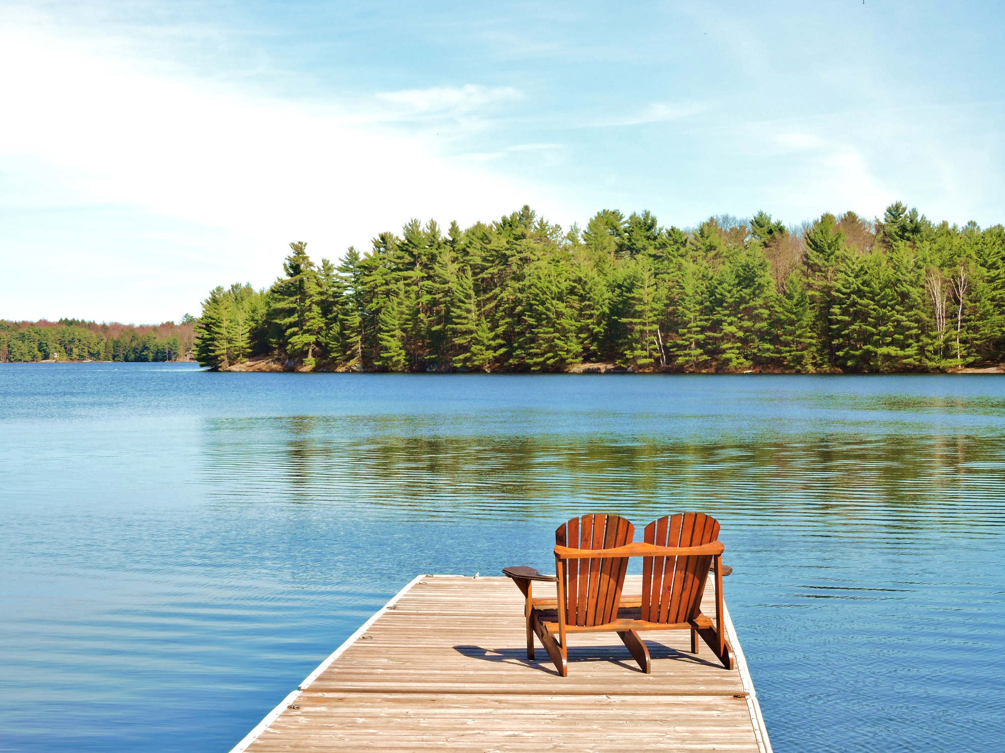 Happy Spring! Opening the Cottage - CAA Insurance for Brokers